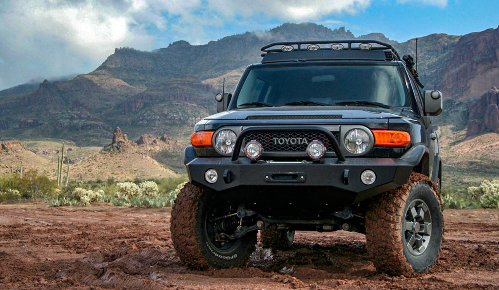 Expedition One Fj Cruiser : Fj cruiser front bumpers expedition one