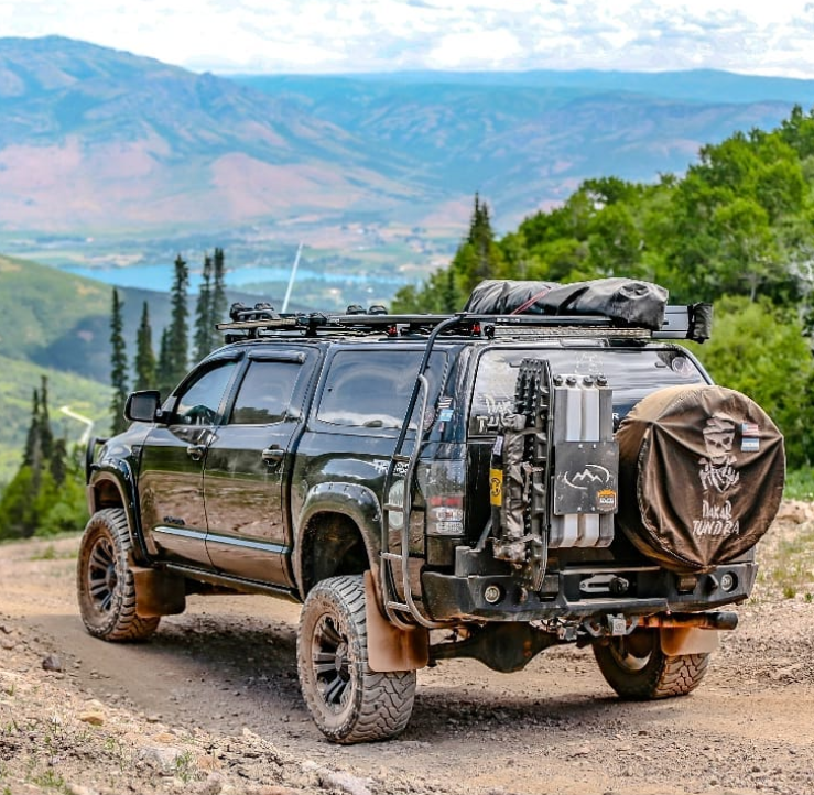 Tundra 2007+ Rear Bumper | Expedition One