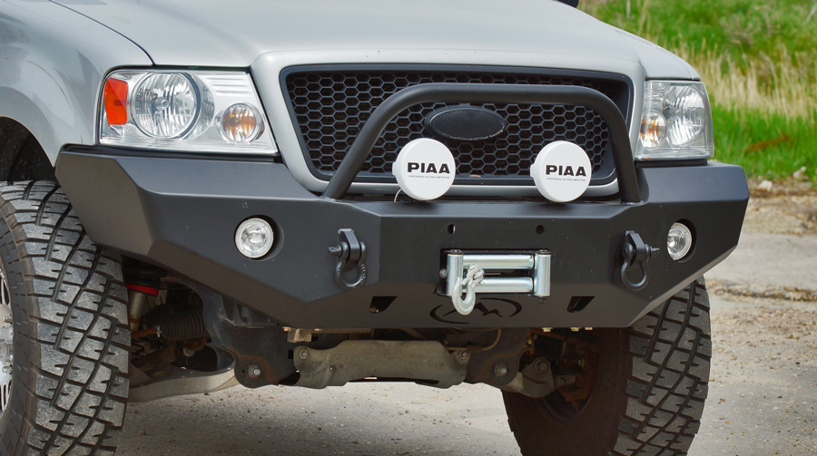 Ford Front Bumpers  Expedition One