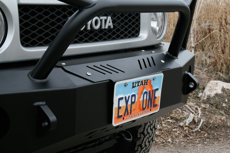 Fj Cruiser Accessories Expedition One