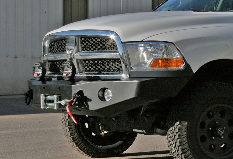 Ram 1500 2009 Front Bumpers Expedition One