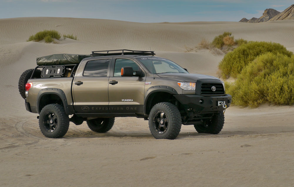 Tundra 2007 2013 Front Bumpers  Expedition One
