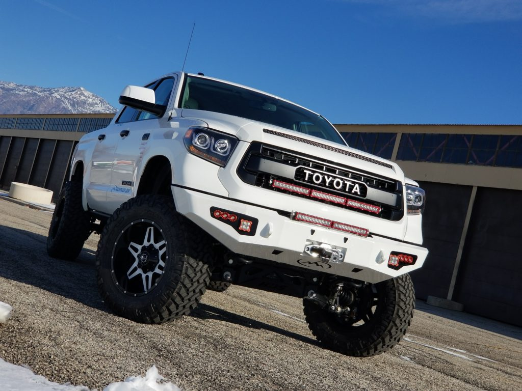 tundra  bumpers expedition