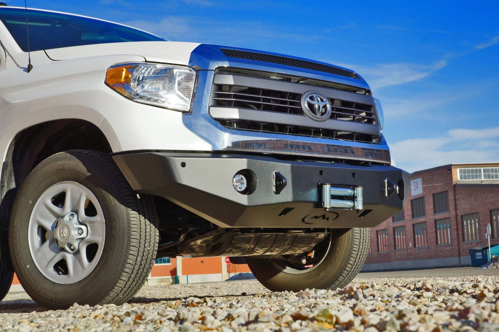 Tundra 2014 Bumpers  Expedition One
