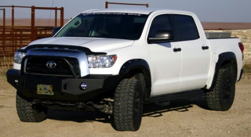 tundraexpeditiononewinchbumpers  Expedition One