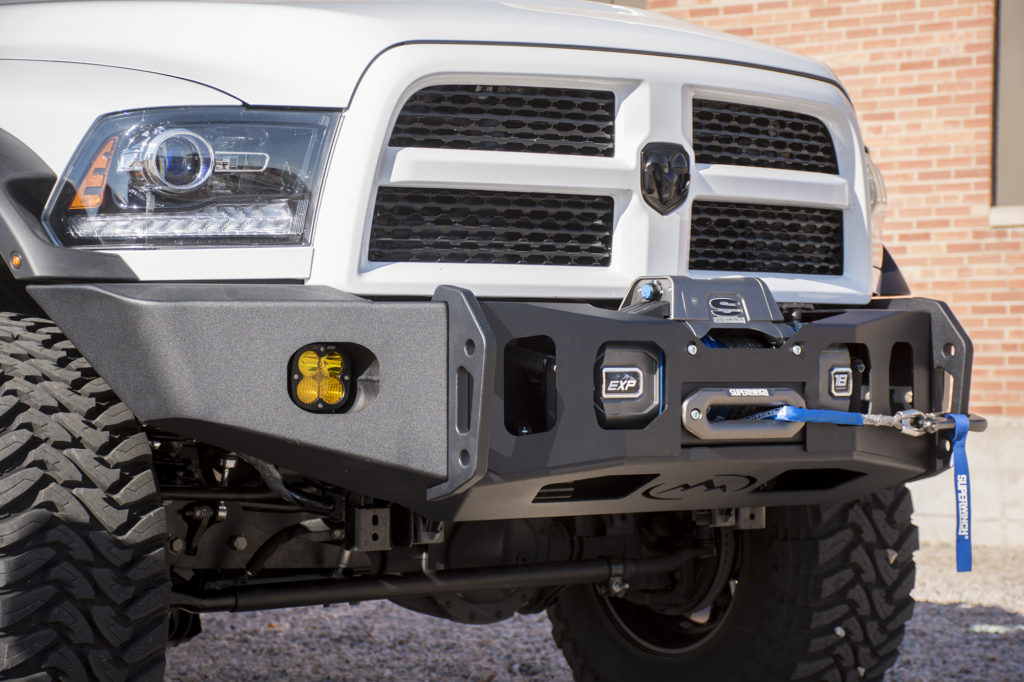 RAM 2500 – 3500 Front/Rear Bumpers | Expedition One