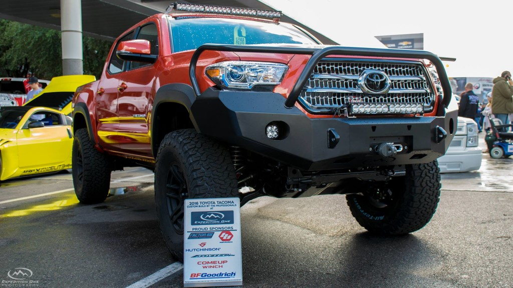 Toyota Tacoma 2016 Bumpers | Expedition One