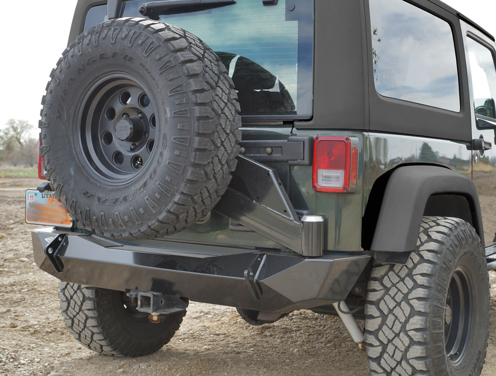 Jeep Jk Wrangler Rear Bumpers Expedition One