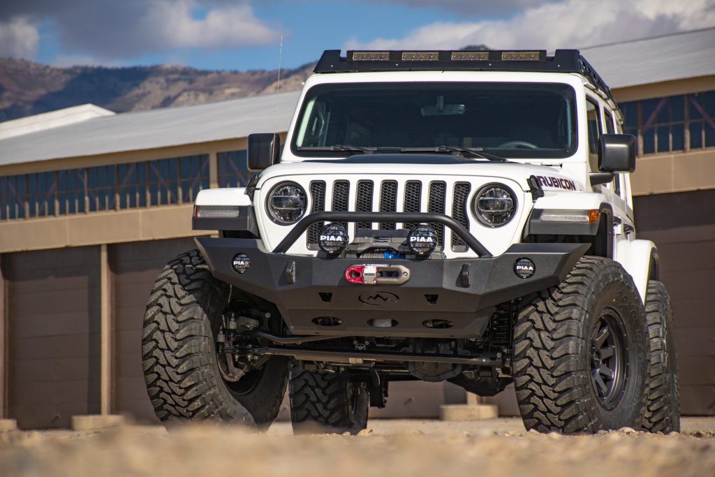 Jeep Rubicon For Sale >> JL Wrangler Front Bumpers   Expedition One