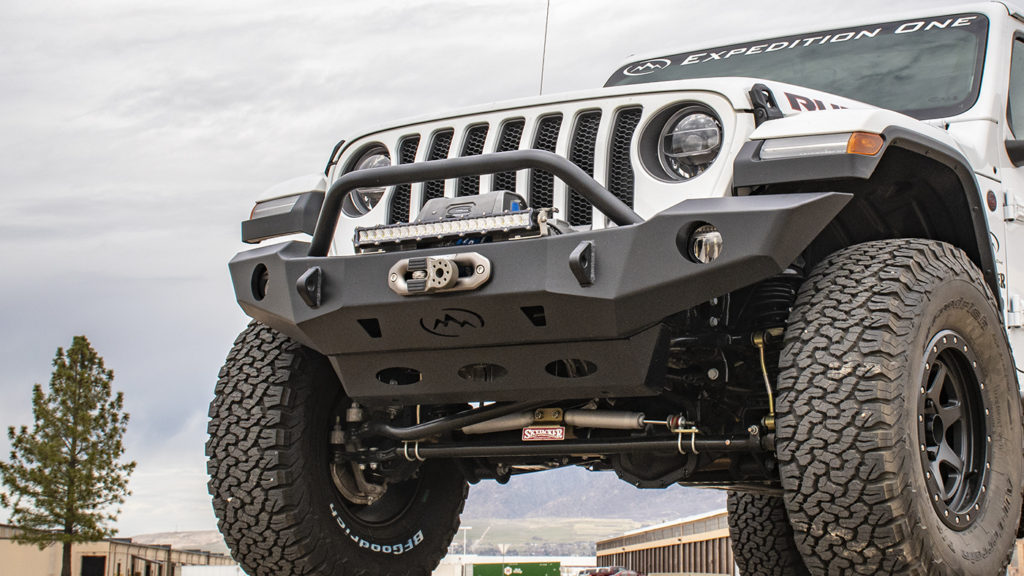 Silverado 3500 For Sale >> JL Wrangler Front Bumpers | Expedition One
