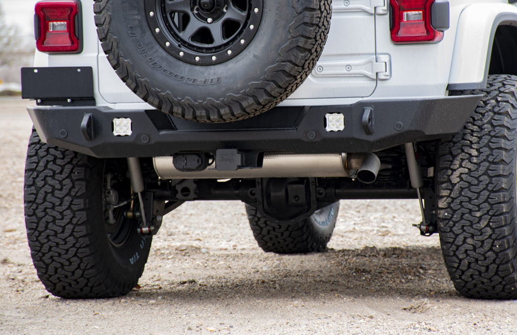 2015 Ram 2500 >> JL Wrangler Rear Bumpers | Expedition One