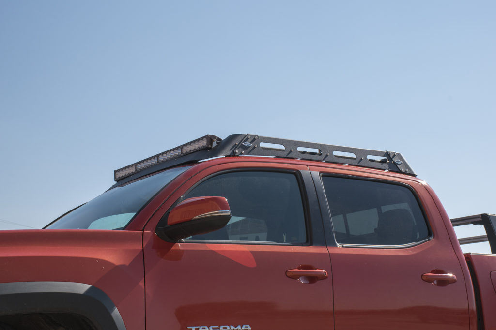 Mule Ultra Roof Racks Expedition One