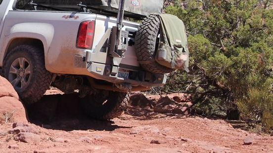 Chevrolet Colorado Bumpers | Expedition One
