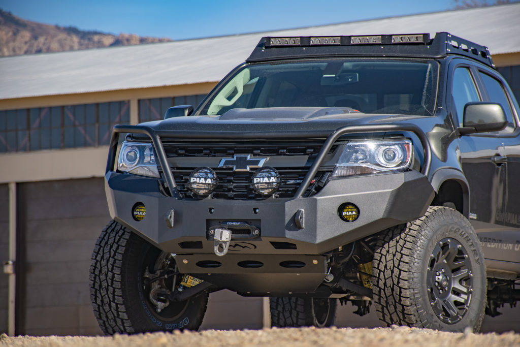 Chevrolet Colorado Bumpers | Expedition One