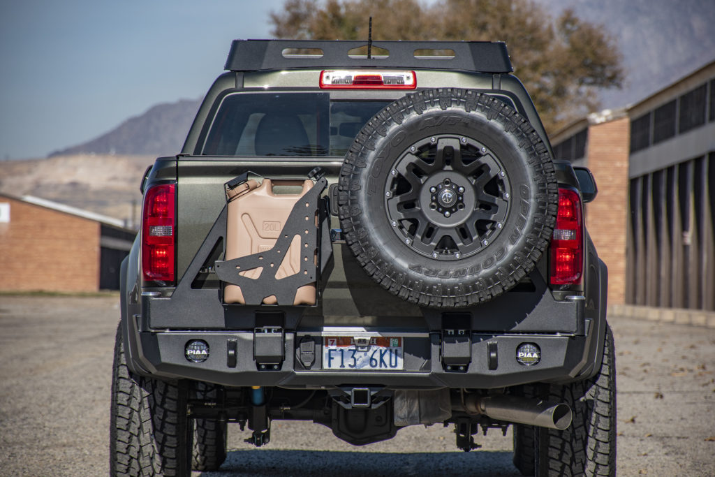 2016 Ram 2500 >> Chevrolet Colorado Bumpers | Expedition One